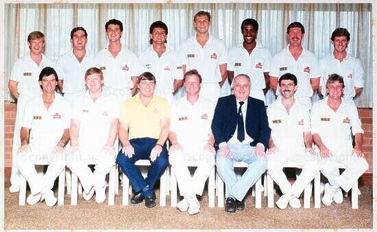 Natal Cricket Team 1989/1990
