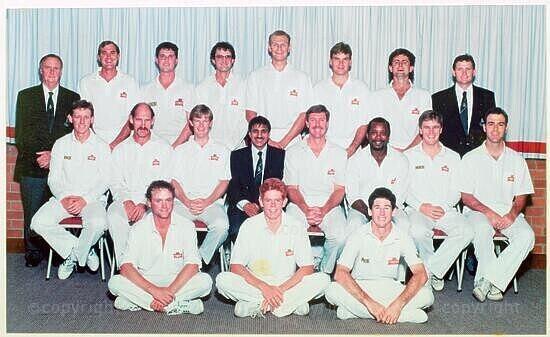 Natal A Castle Cup Team, 1992-1993