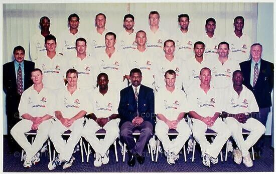 KwaZulu-Natal Cricket Team, 2001-2002, Winners Supersport Series and Standard Bank Cup