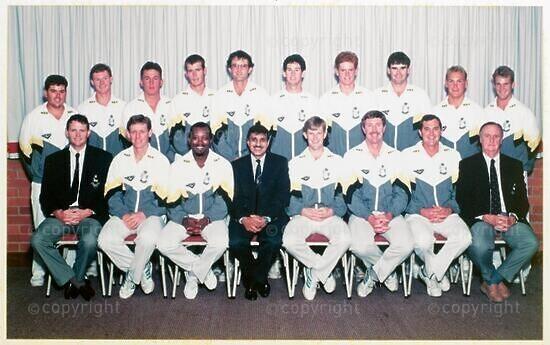 Natal A Castle Cup Team, 1993/94
