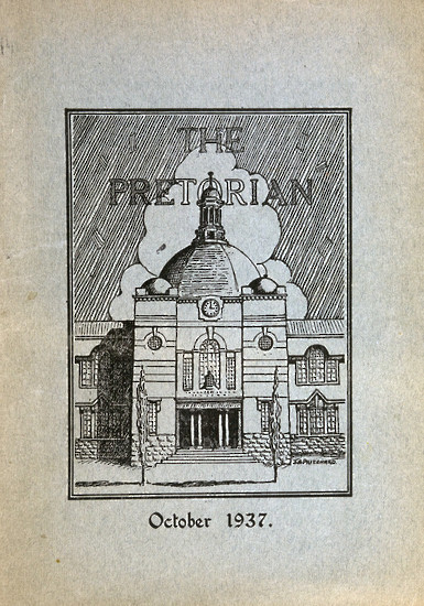 The Pretorian, October 1937