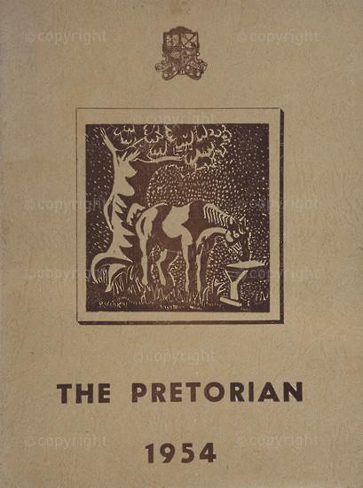 The Pretorian, 1954