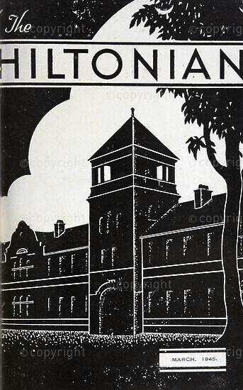 The Hiltonian, March 1945, No. 69