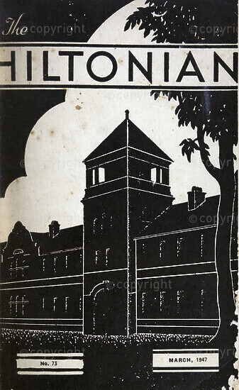 The Hiltonian, March 1947, No. 73