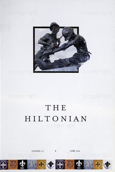The Hiltonian, April 2008, No. 143