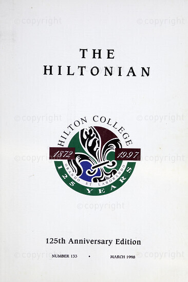 The Hiltonian, 125th Anniversary Edition, March 1998, No. 133