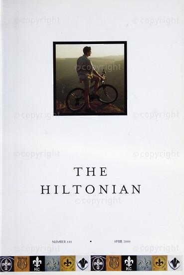 The Hiltonian, April 2009, No. 144