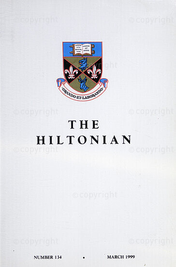 The Hiltonian, March 1999, No. 134
