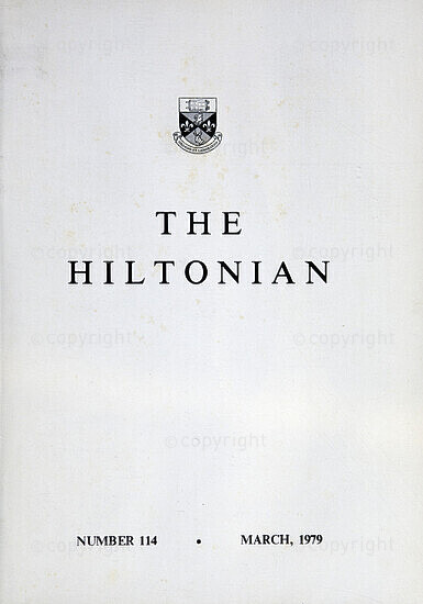 The Hiltonian, March 1979, No. 114