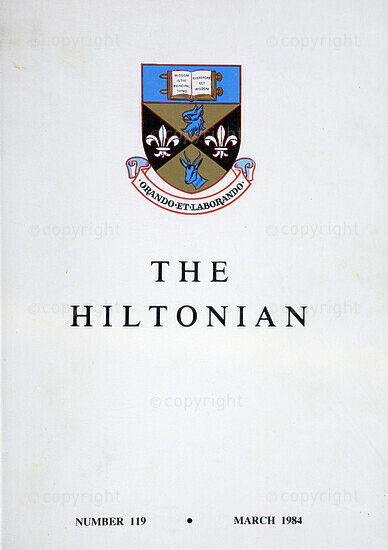 The Hiltonian, March 1984, No. 119