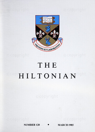 The Hiltonian, March 1985, No. 120