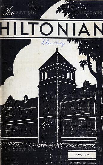 The Hiltonian, May 1944, No. 68