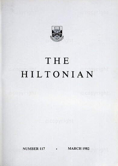 The Hiltonian, March 1982, No. 117