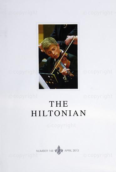 The Hiltonian, April 2013, No. 148