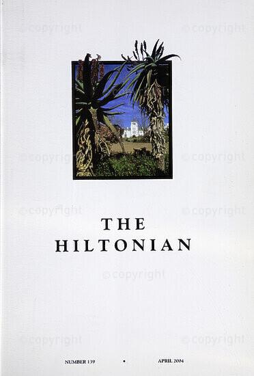 The Hiltonian, April 2004, No. 139