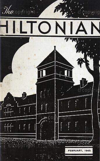 The Hiltonian, February 1943, No. 67