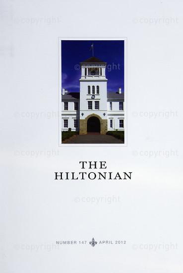 The Hiltonian, April 2012, No. 147