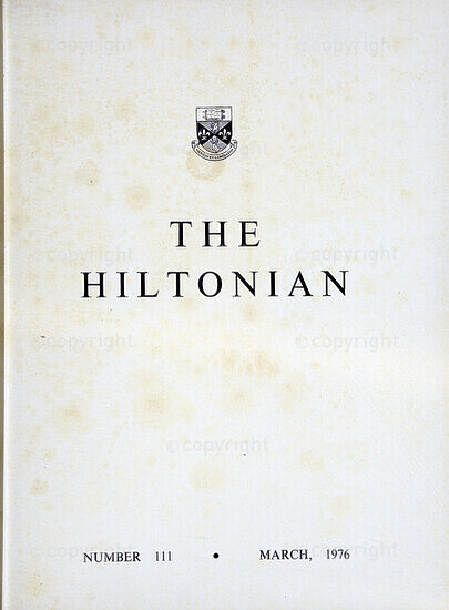 The Hiltonian, March 1976, No. 111
