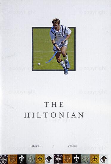 The Hiltonian, April 2007, No. 142