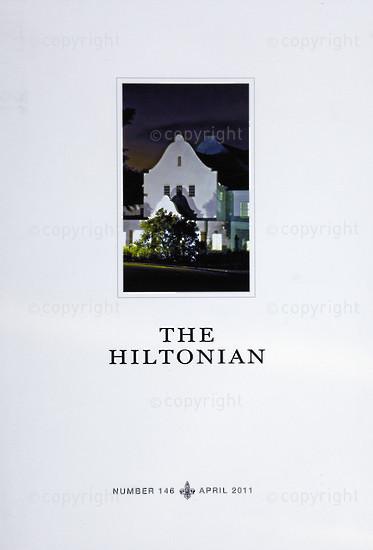 The Hiltonian, April 2011, No. 146