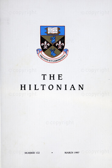 The Hiltonian, March 1997, No. 132
