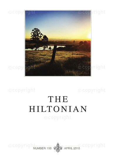 The Hiltonian, April 2015, No. 150