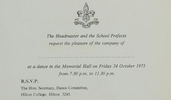 Blank Invitation