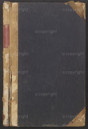 Hilton College Minute Book, 1930 to 1939.