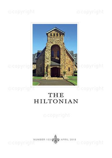 The Hiltonian, April 2018, No. 153