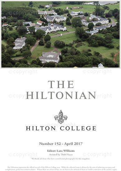 The Hiltonian, April 2017, No. 152