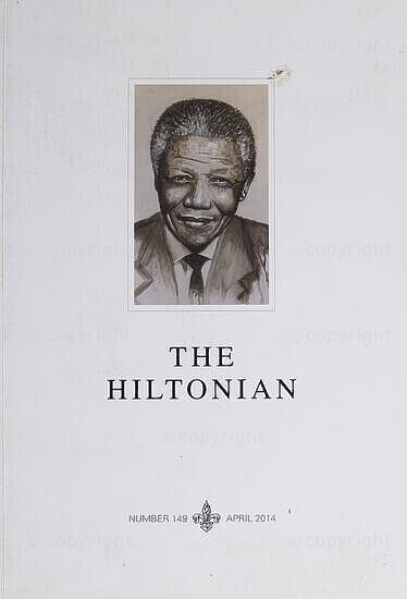 The Hiltonian, April 2014, No. 149