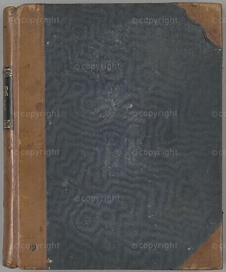 Hilton College Letter Book, 1907 to 1909.