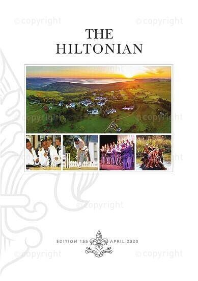 The Hiltonian, April 2020, No. 155