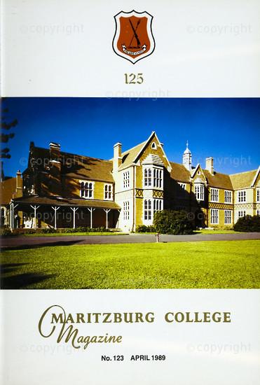 Maritzburg College Magazine April 1989