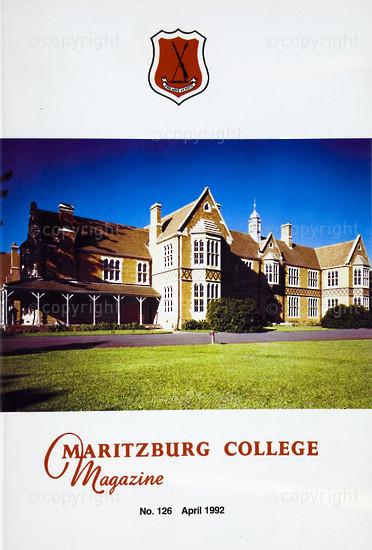 Maritzburg College Magazine April 1992