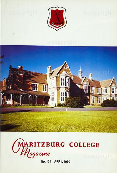 Maritzburg College Magazine April 1990