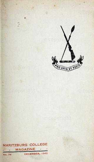 Maritzburg College Magazine December 1942