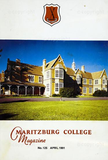 Maritzburg College Magazine April 1991