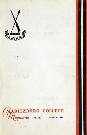 Maritzburg College Magazine
