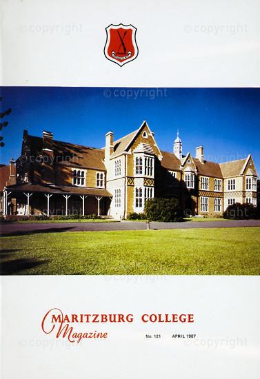 Maritzburg College Magazine April 1987