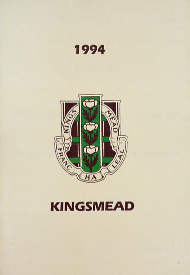 Kingsmead College Magazine 1994