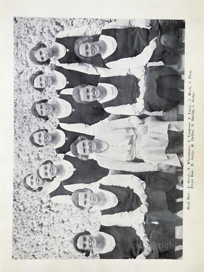 Kingsmead College Magazine 1935