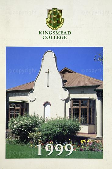 Kingsmead College Magazine 1999