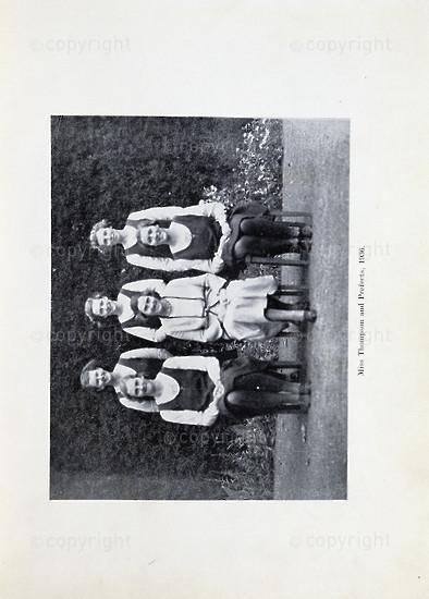 Kingsmead College Magazine 1936