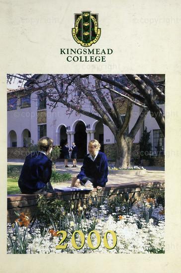 Kingsmead College Magazine 2000