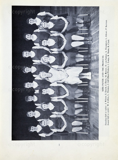 Kingsmead College Magazine 1958