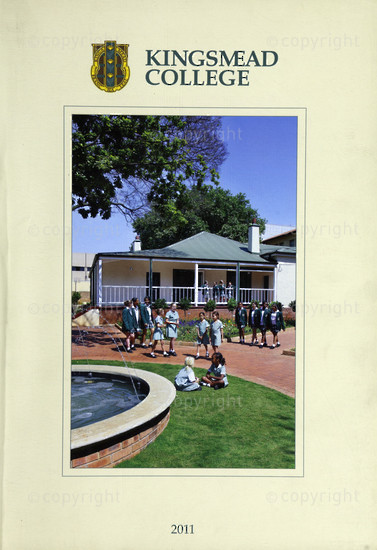 Kingsmead College Magazine, 2011
