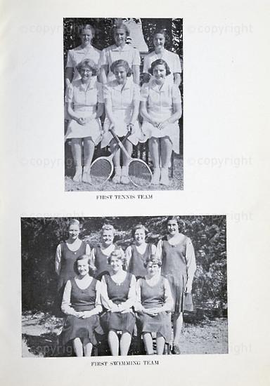Kingsmead College Magazine 1950