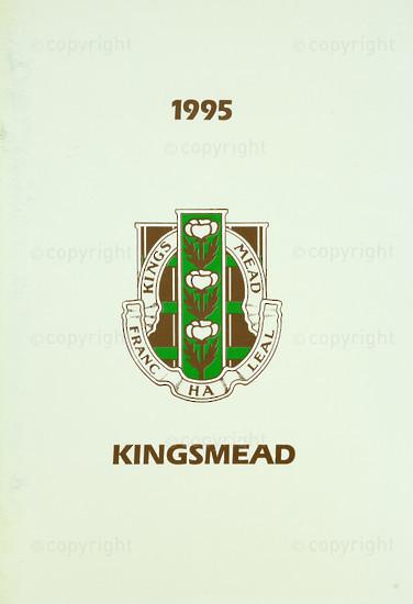 Kingsmead College Magazine 1995