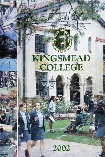 Kingsmead College Magazine 2002